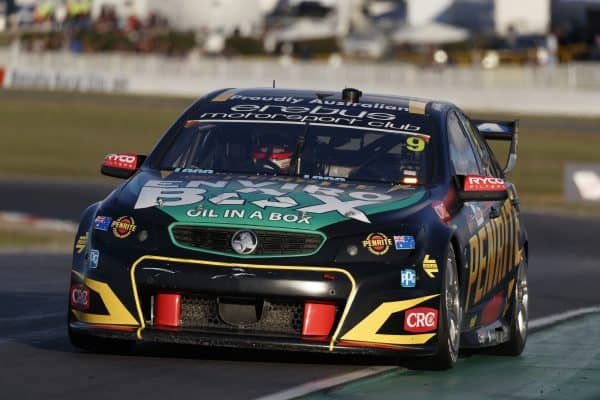 Strong finish at Winton