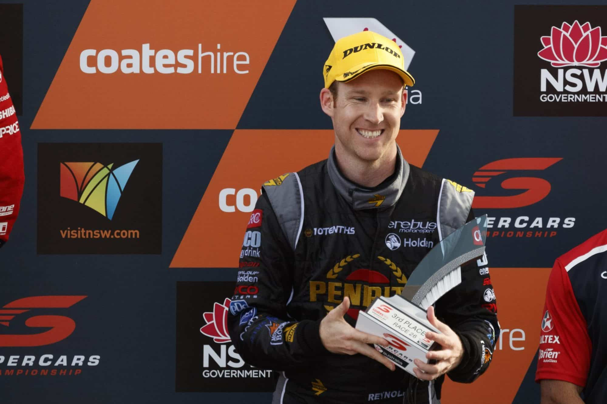 Erebus claim podium in Newcastle finale